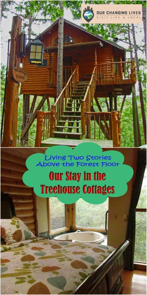 Treehouse Cottages-theme lodging-Eureka Springs-Arkansas-lodging-cabins-forest
