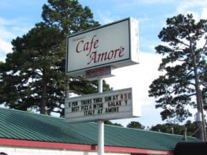 Cafe Amore-pizza-Eureka Springs-restaurant