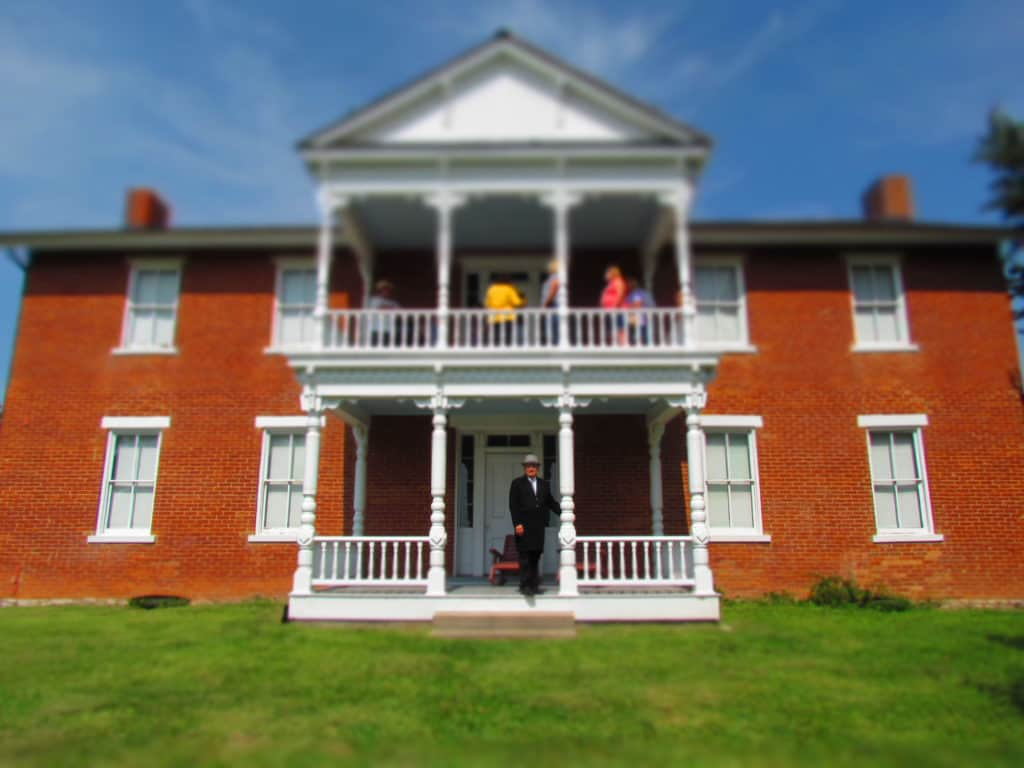 Grinter PLace is home to the annual Applefest that offers visitors a chance to tour the oldest home in Wyandotte County.