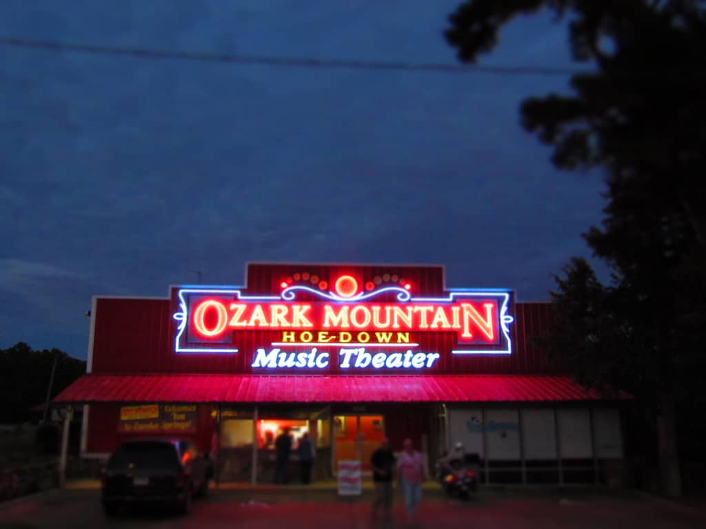Ozark Mountain Hoedown-Eureka Springs-Arkansas-Mike Nichols-comedy-musical performance-theater