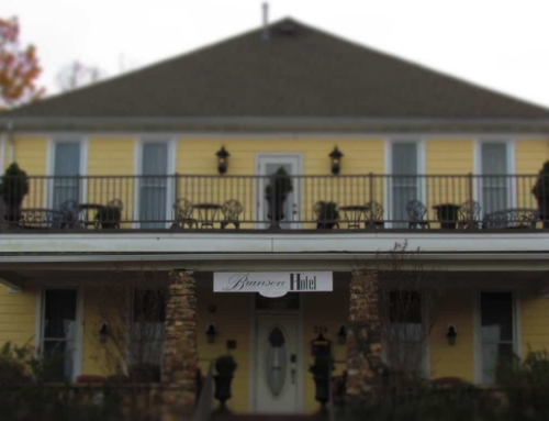 Historic Lodging In The Branson Hotel