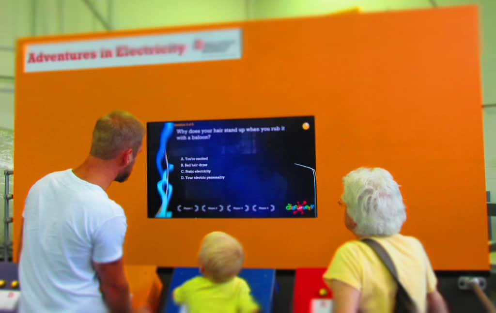 Tulsa Children's Museum offers interactive exhibits designed for all ages.