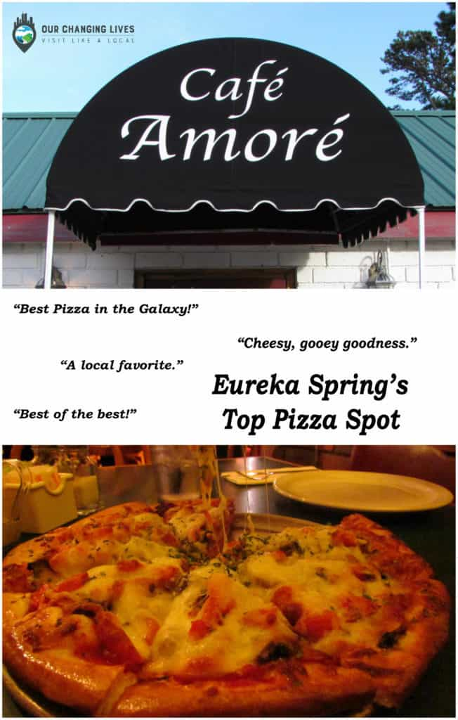 Cafe Amore-pizza-Eureka Springs-restaurant