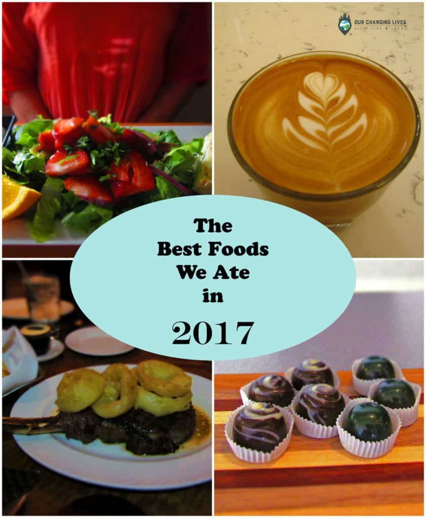 Top Eats-favorite foods-breakfast-dinner-sweets-coffee-pie-chocolate-boomer bloggers
