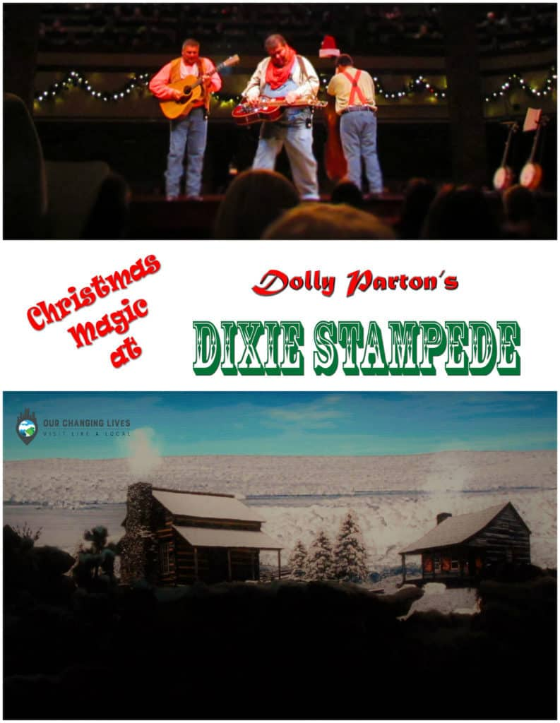Dixie Stampede-Branson Missouri-entertainment-dinner show-music-horses-Dolly Parton