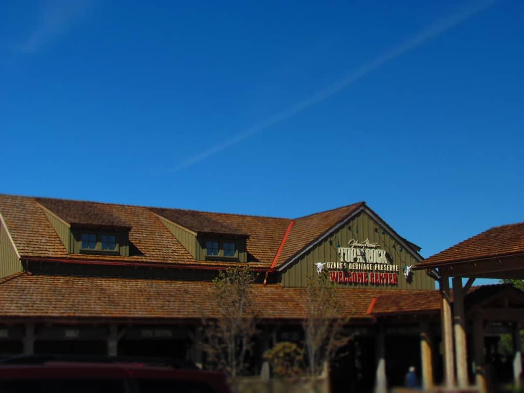 Top of the Rock-Branson Missouri-history museum-Ozarks