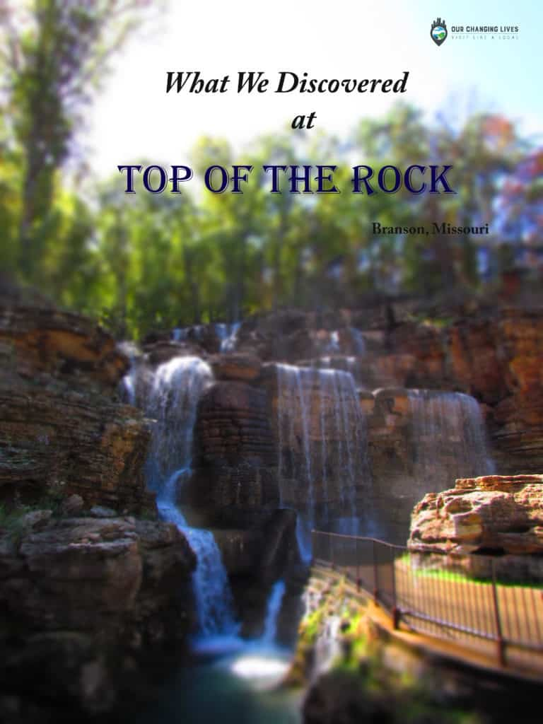Top of the Rock-Branson Missouri-history museum-Ozarks