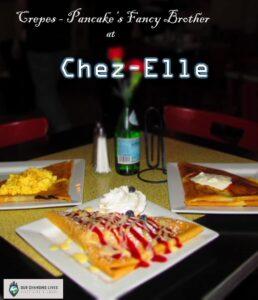 Chez Elle-French food-crepes-restaurant-Kansas City
