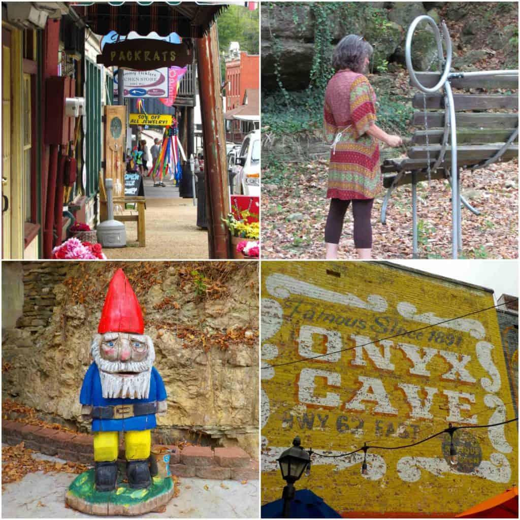Eureka springs is home to a wide array of artists who display their works frequently.