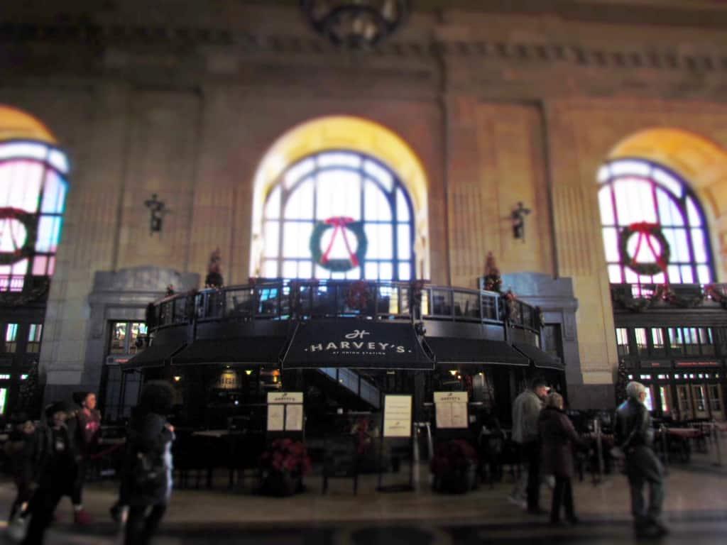 Harvey's-Union Station-Kansas City-restaurant-dining-travel-boomer bloggers