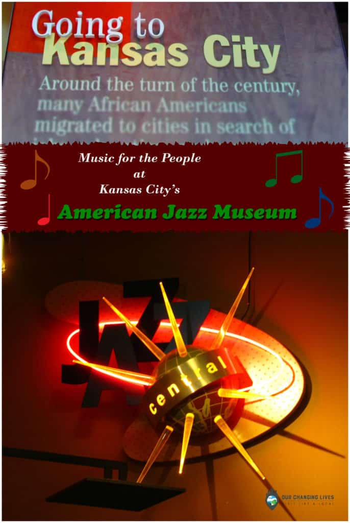 American Jazz Museum-Kansas City-jazz music-history-musicians-18th and Vine