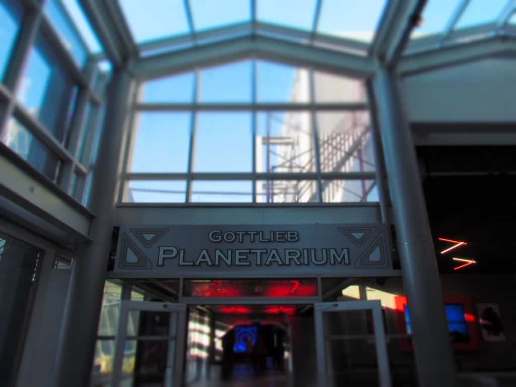 Gottlieb Planetarium-Union Station-Kansas City-stars-planets-science-astronomy
