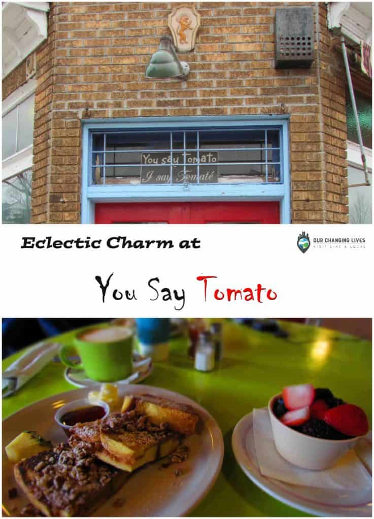 You Say Tomato-Kansas City-restaurant-breakfast-eclectic-historic-quiche-french toast