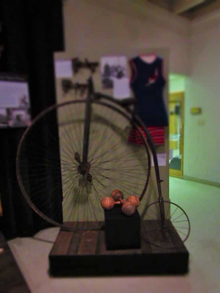 Riley County Historical Museum-Manhattan Kansas-history-museum-exhibits-abolitionists-Civil War-theater