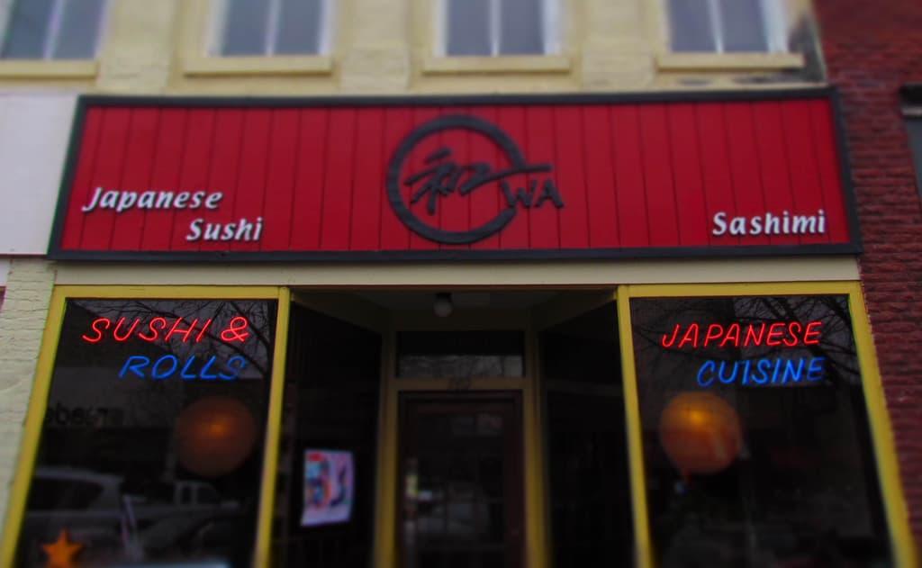 Wa Restaurant-Lawrence Kansas-sushi-bento box