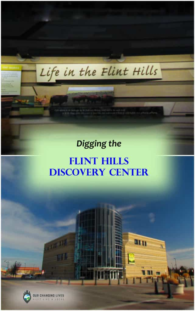 Flint Hills Discovery Center-Manhattan-Kansas-flint hills-grasslands-prairie-science center