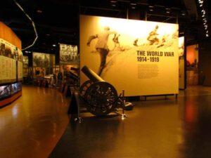 National World War 1 Museum-Kansas City-WW1-battles-war-trenches-artillery-Europe