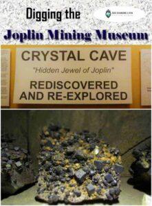 Joplin Mining Museum-Joplin Missouri-mining-minerals-exploration-underground