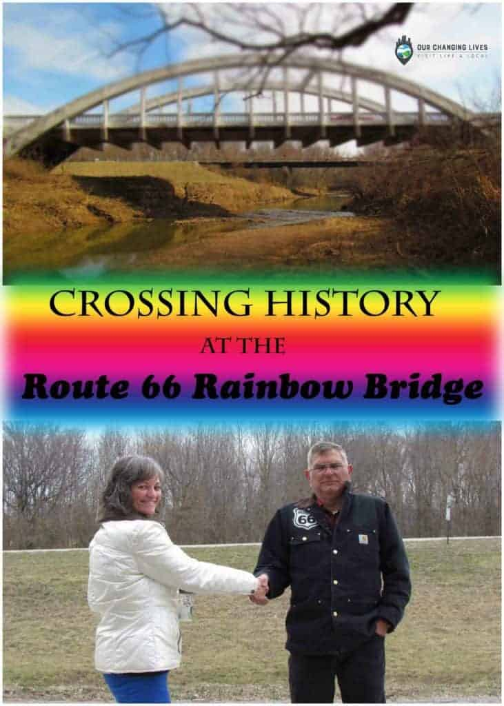 Rainbow Bridge-Marsh Bridge-Route 66-Riverton-Dean Walker-Instameet-Travel Kansas