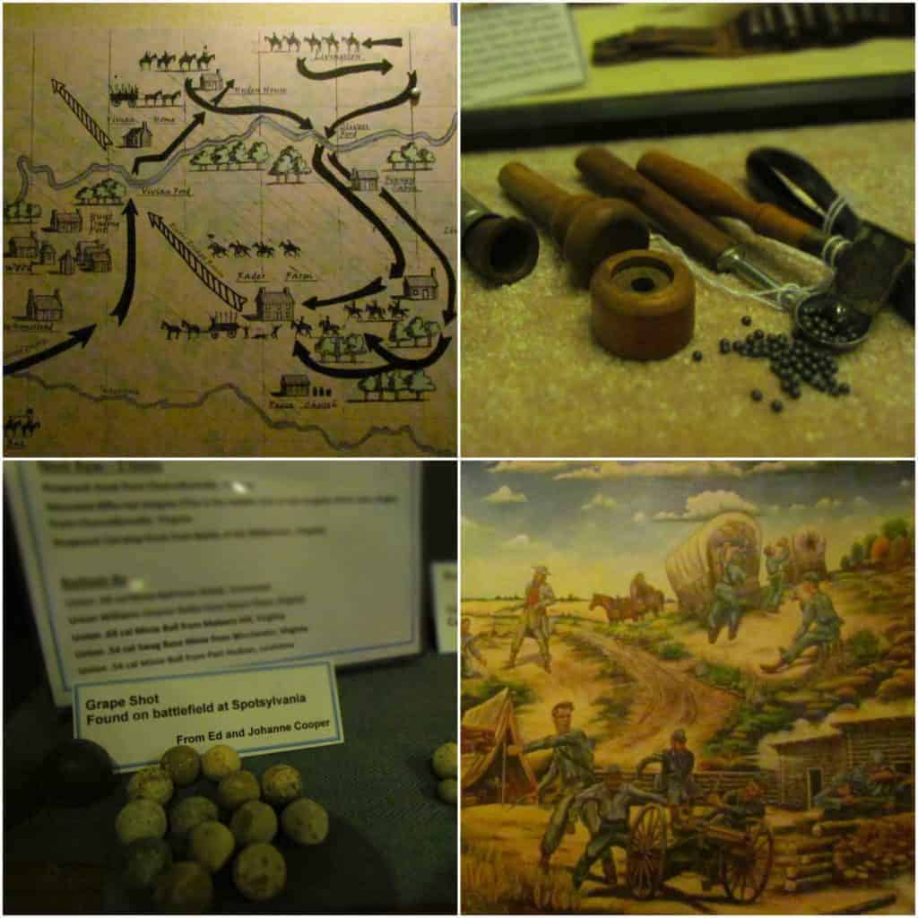 Many skirmishes and battles were fought along the Kansas-Missouri border.