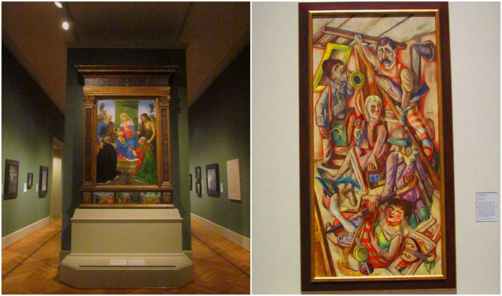 The St. Louis Art Museum is home to a marvelous collection of paintings.