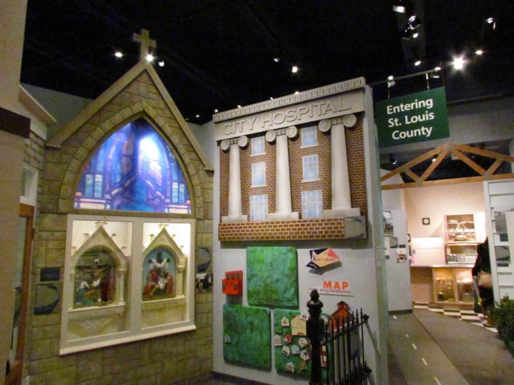 Visitors can explore the inner workings of a city at the museum.