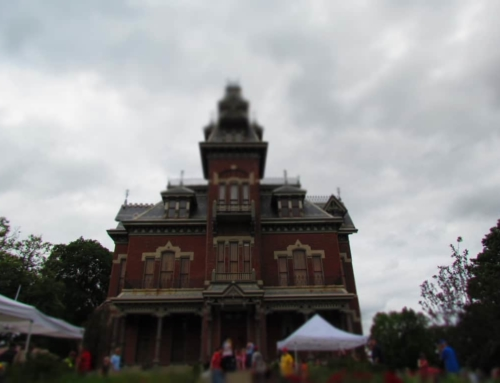 A Story Of Passion Extinguished – Vaile Mansion