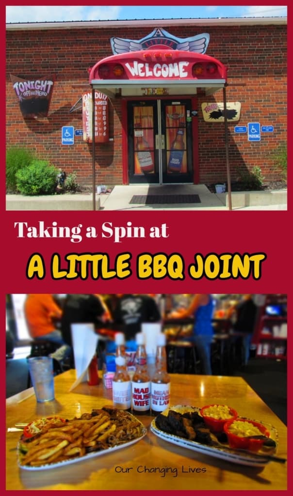 A Little BBQ Joint-Independence, Missouri-BBQ-barbecue-barbeque-dining-restaurant-cars-racing-automobiles