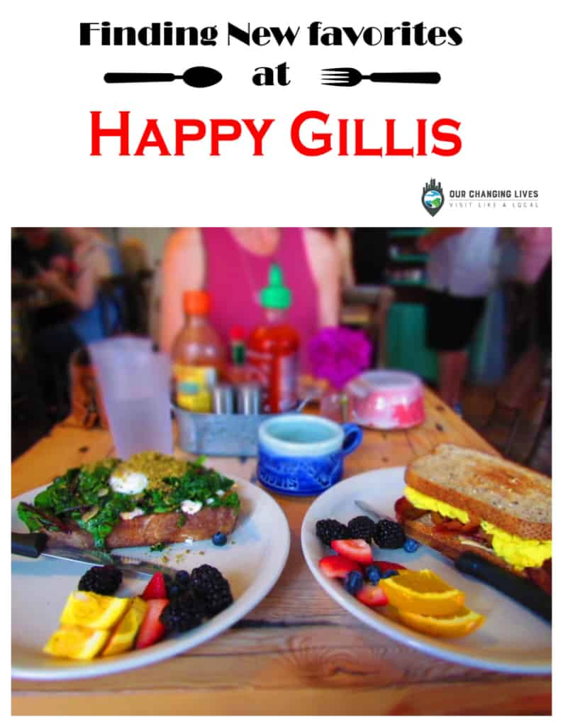 Happy Gillis-Kansas City, Missouri-diner-breakfast-gourmet
