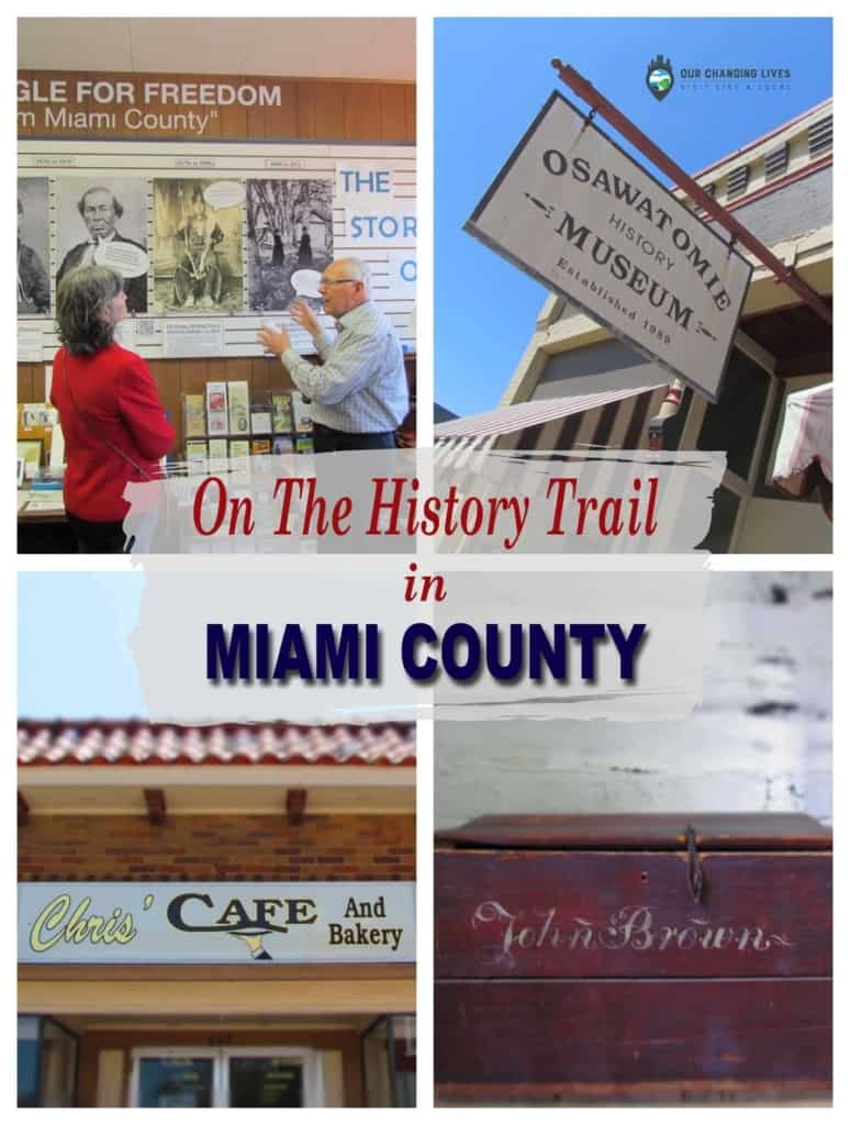 Miami County-Paola-Osawatomie-Kansas-museums-history-John Brown-Chris' Cafe-Coach Light