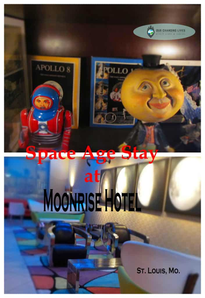 Moonrise Hotel-St. Louis-Missouri-lodging-Delmar Loop-Boutique lodging-space-memorabilia