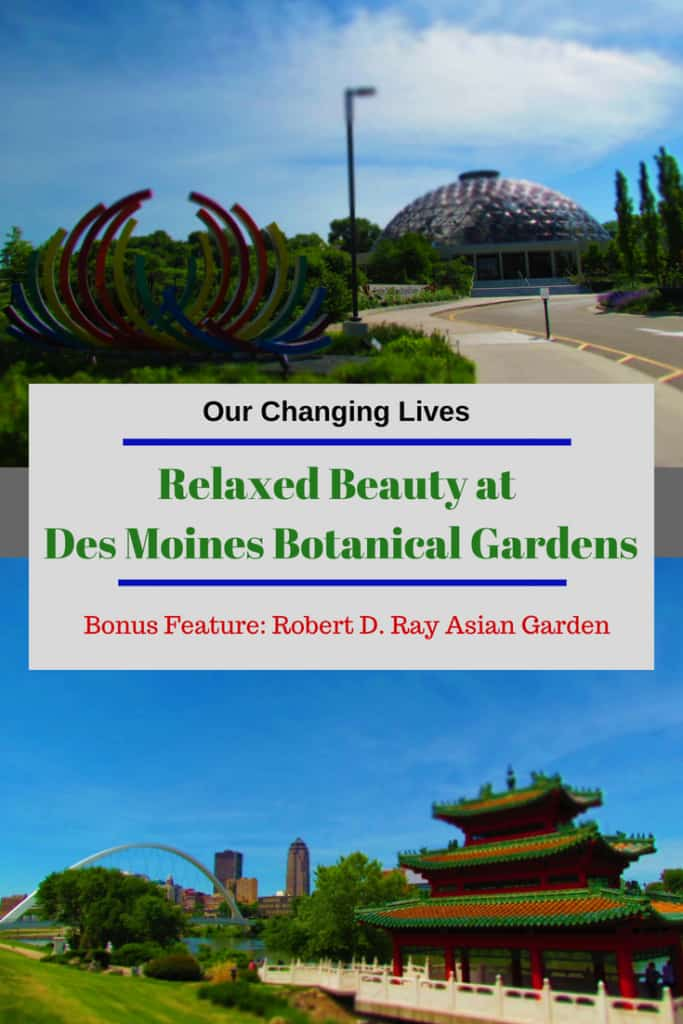 Des Moines Botanical Gardens-Robert D. Ray Asian Garden-botany-flowers-trees-bonsai