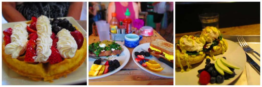 We have tasted a myriad of delicious breakfast meals.