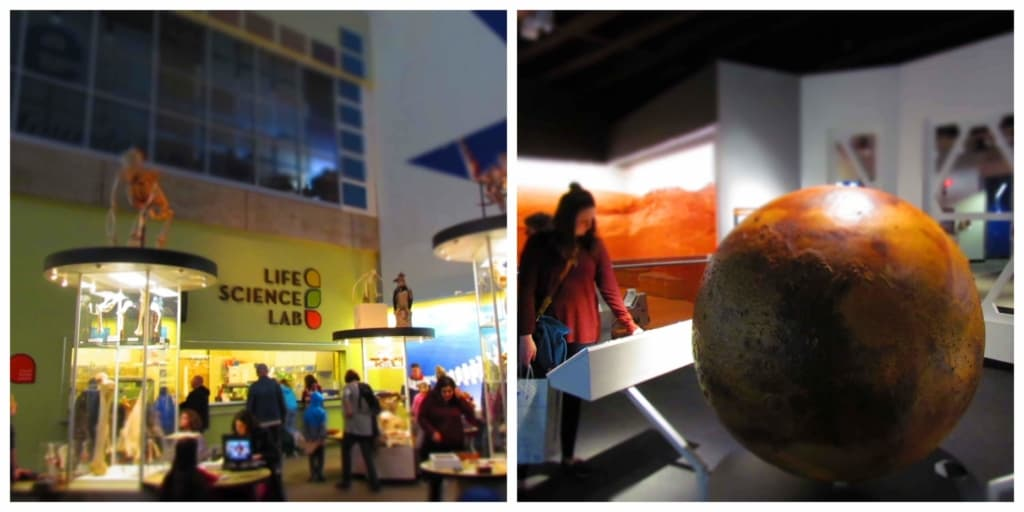 The St. Louis Science Center is a perfect place to open your mind to new scientific exhibits.