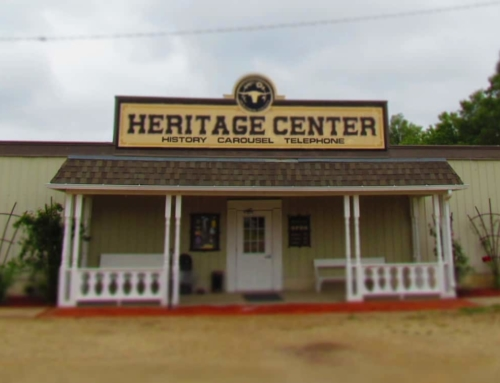 Cowboys, Calls, and Carousels – Dickinson Heritage Center