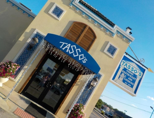 Food, Fun and Broken Dishes – Tasso's Greek Restaurant
