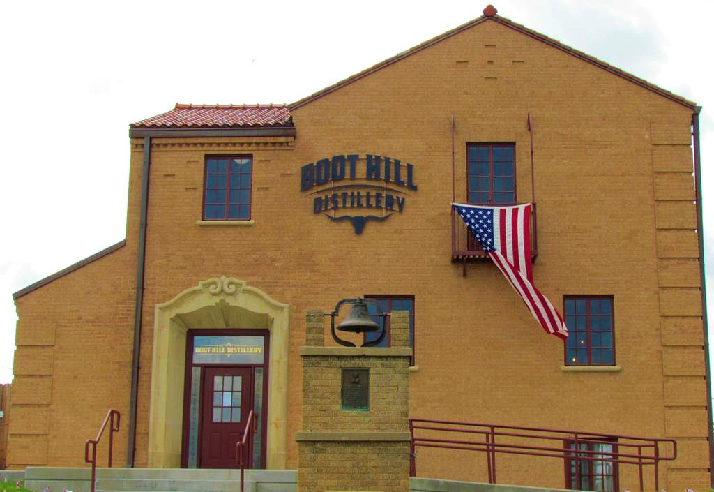 The Boot Hill Distillery serves up finely crafted spirits in the heart of the old west.