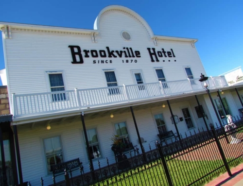 Winner, Winner, Chicken Dinner At Brookville Hotel