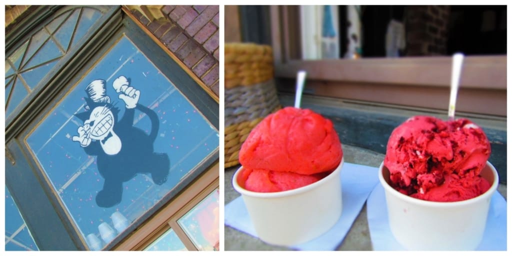 Black Cat Ice Cream is a small batch business focused on quality products.