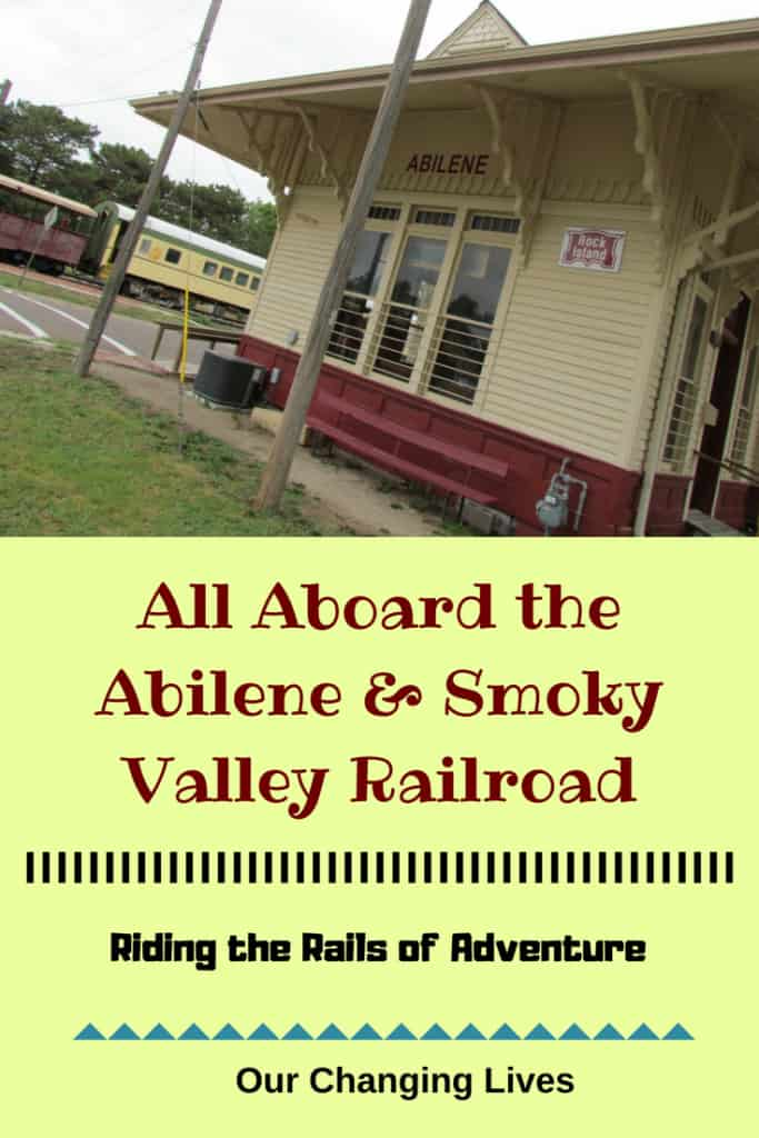 Abilene & Smoky Valley Railroad-Abilene Kansas-trains-museum-railroad-engineer-conductor-history