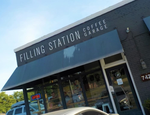 Fueling Up At The Filling Station