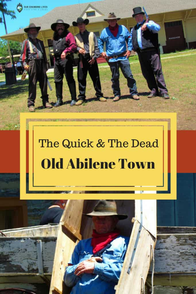 Old Abilene Town-Abilene Kansas-gunfights-gunfighters-Wild West-museum-history