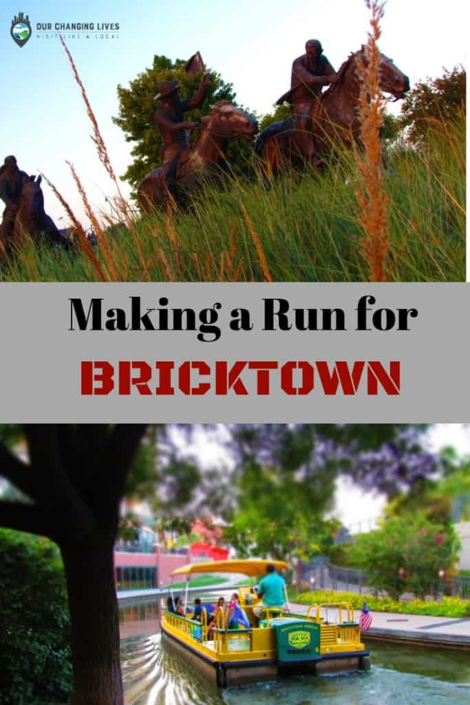 Bricktown-Oklahoma City-entertainment-dining-food-restaurants-shopping-nightlife-water taxi-Land Run