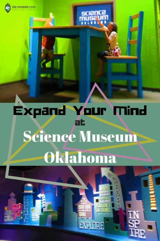 Science Museum Oklahoma-Oklahoma City-scince center-explore-family friendly-attraction