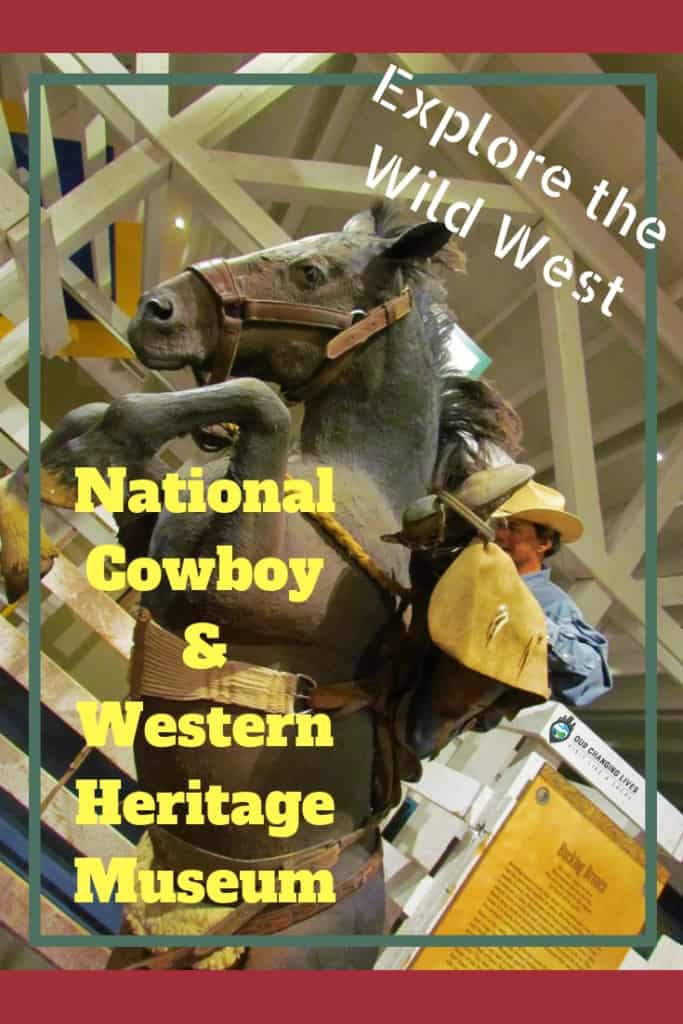National Cowboy & Western Heritage Museum-Oklahoma City-cowboys-rodeo-Native Americans-jewelry-movie stars-western artifacts-Wild West