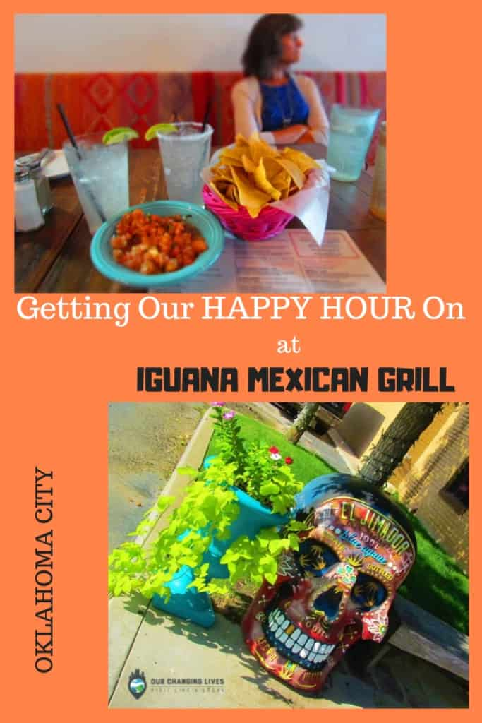 Iguana Mexican Grill-Oklahoma City-Automobile Alley-margaritas-tacos-Mexican cuisine-restaurant-dining