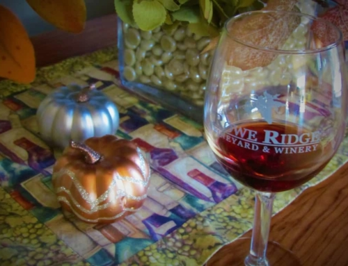 An InstaTasting At Rowe Ridge Vineyards and Winery