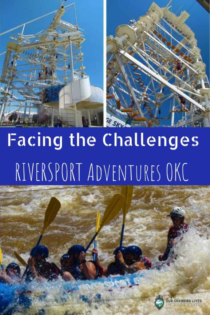 Riversport Adventures OKC-Oklahoma City-whitewater rafting-wall climbing-rope course-slides-miniature golf