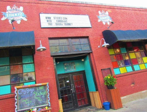 Finding Funky Vibes At Stickyz Rock & Roll Chicken Shack