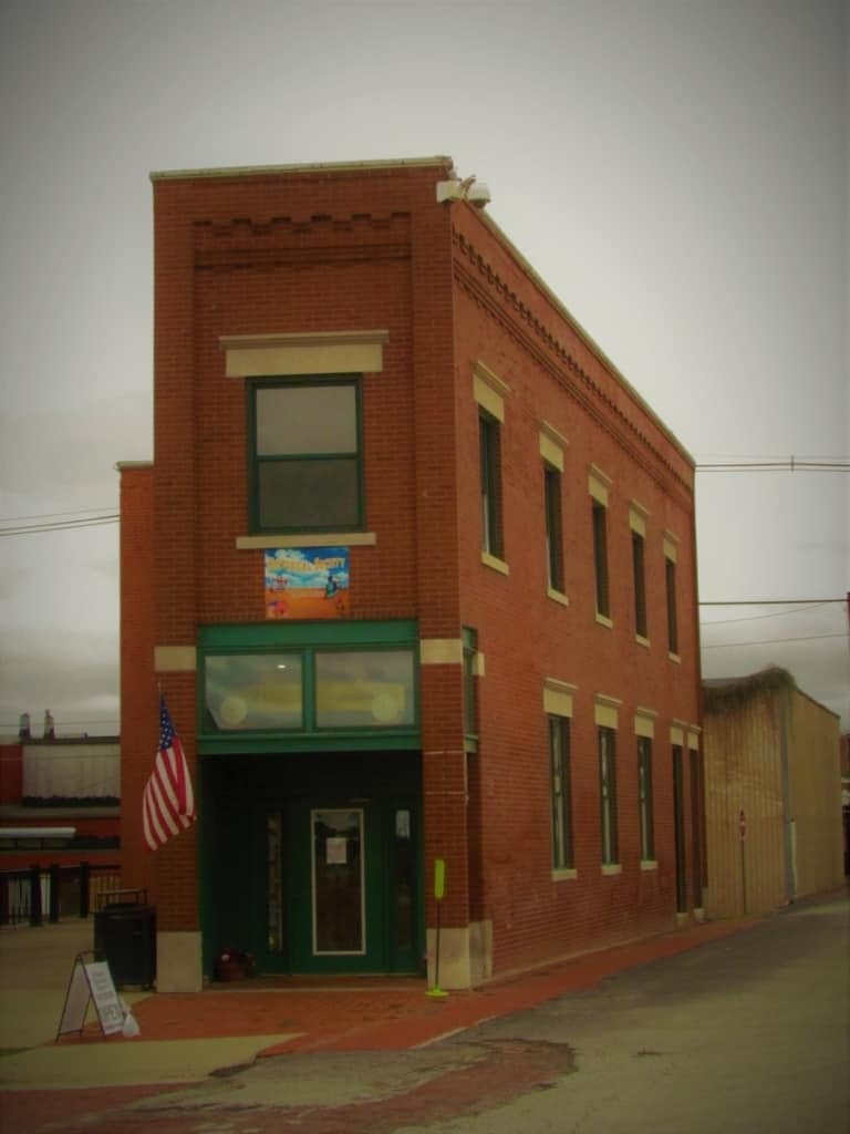 The Chanute Historical Museum offers an inside look at the historical development of the city.
